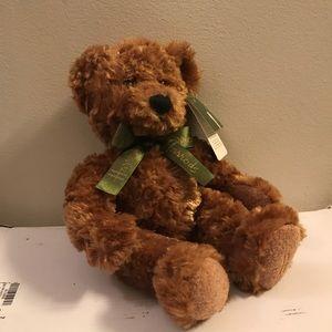 Harrod's Teddy Bear and Shopping Bag