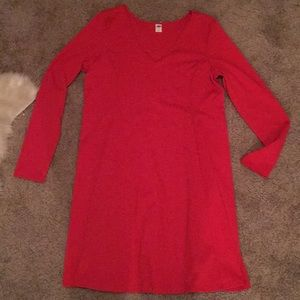 NWOT red shift dress
