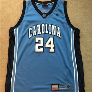 Other - #24 UNC Basketball Jersey Large (Marvin Williams)