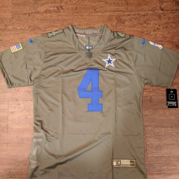 on sale 6dc2a 37402 Men's Dallas Cowboys Dak Prescott Jersey Boutique