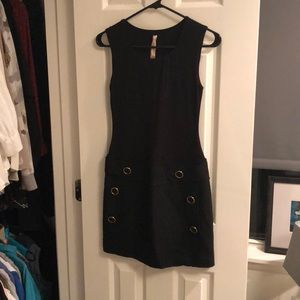 Bailey 44 dress with buttons