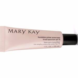 Foundation Primer SPF 15 (MaryKay)