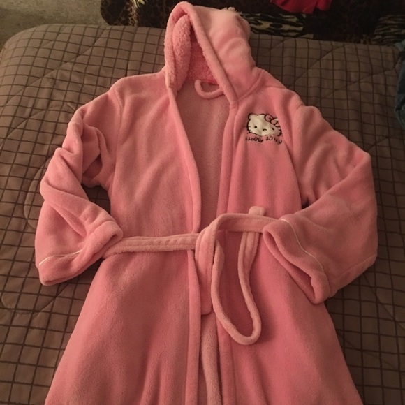 140297e7d2 Hello Kitty Other - Hello kitty Hooded robe