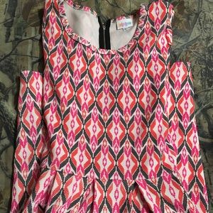 Large Stretchy  LuLaRoe Amelia