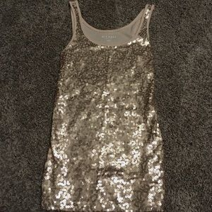 Old Navy sequined tank top