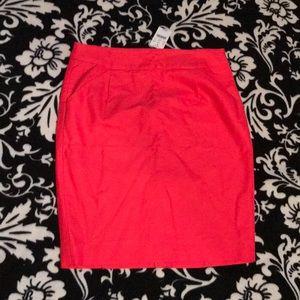 J.Crew Pencil Skirt Size 6