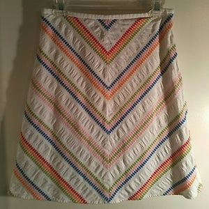 Talbot's skirt.