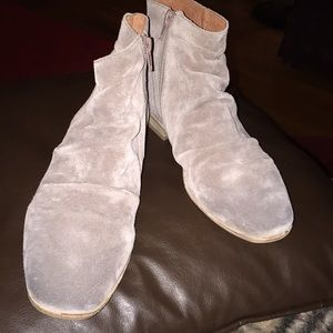 Jeffrey Campbell Suede Leather boots