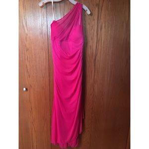 David's Bridal bridesmaid or prom dress