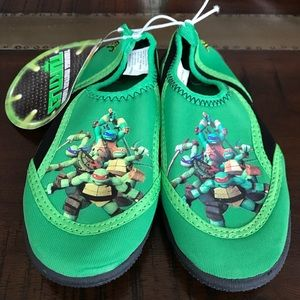 Other - Ninja Turtles water shoes