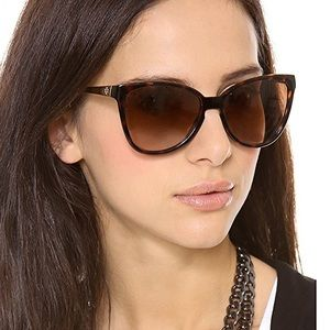 Tory Burch Collapsable Sunglasses