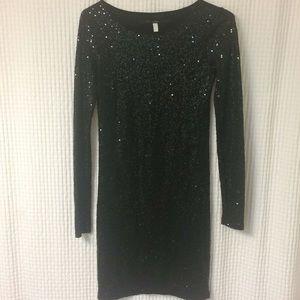 Kenzie Sequin Dress