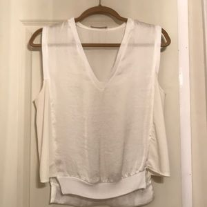 Off White Zara Top