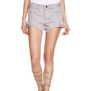 NWT Free People Beige Shorts