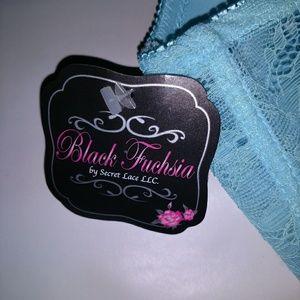 1f7039ff87 Black Fuchsia by Secret Lace LLC Intimates   Sleepwear - 🆕Black Fuchsia by Secret  Lace