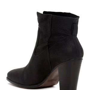 Vince Camuto Women's Feina Suede Leather Booties