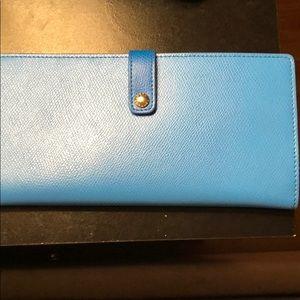Vera Bradley passport wallet