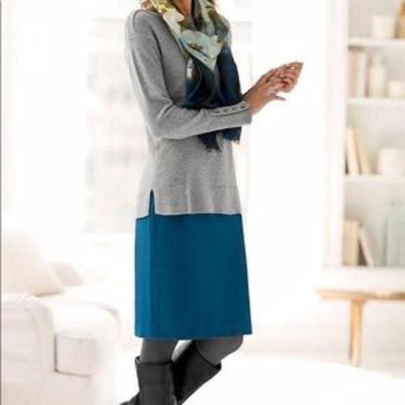 9f6892e0ea J. Jill Skirts | J Jill Ponte Knit Pencil Skirt | Poshmark