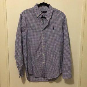 Ralph Lauren Button Down Shirt - Men's M