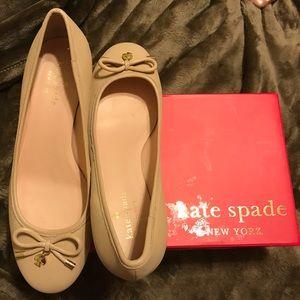 Kate Spade block heel shoe