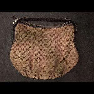 Gucci Horsebit Hobo Large