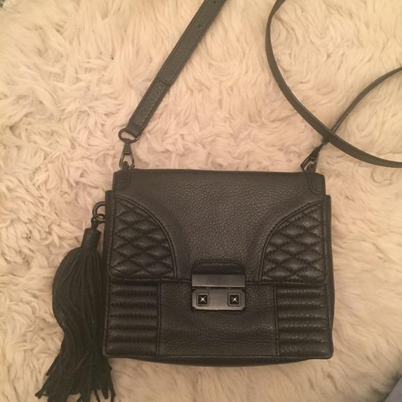 12cb5e08518f Rebecca Minkoff Aliz Quilted Leather Crossbody Bag.  M 5a2dd7692fd0b7c52d014647