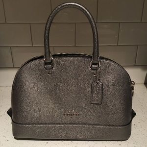 Brand New! NWT! Coach Mini Sierra Satchel