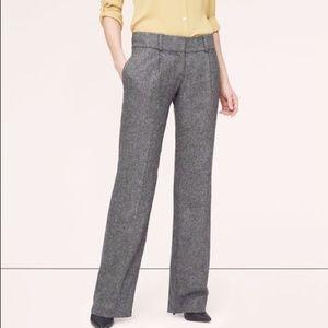 Ann Taylor Loft Marisa Modern Wide Leg Trousers