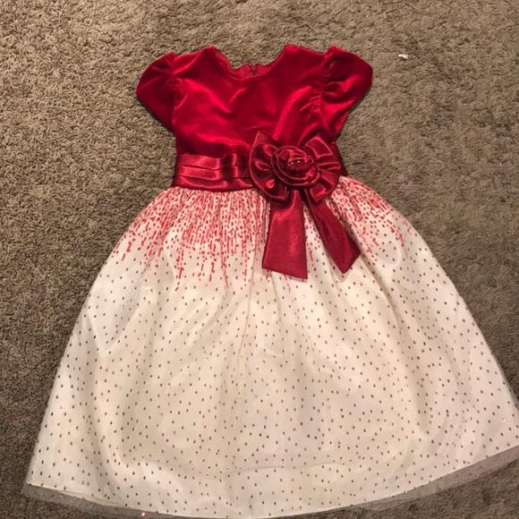 Jayne Copeland Other - Beautiful little girls Holiday dress ca73502b2db4