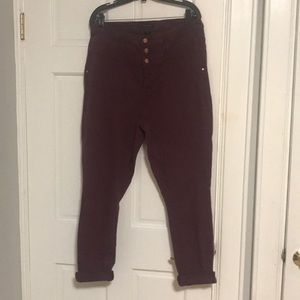 Charlotte Russe High waisted skinny jeans