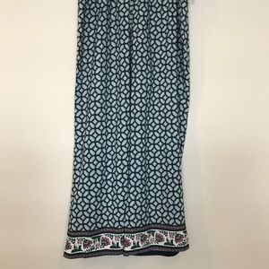 "NWT!!! Patterned Wide Leg ""Pajama"" Pants"