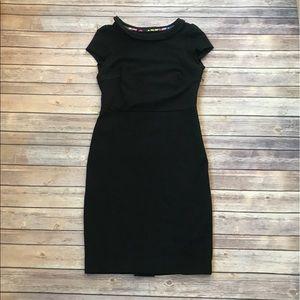 Boden Classic Black Dress