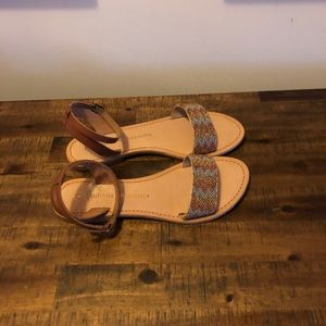 Chinese Laundry Z- baby leather sandal