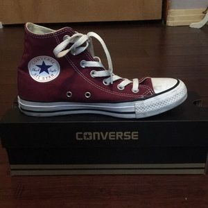 Hightop Converse