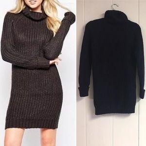 *NWT* Brave Soul {ASOS} Navy Sweater Dress