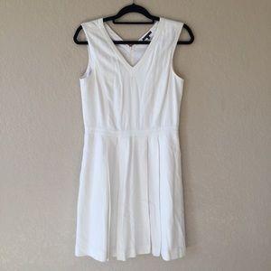 Theory White Dress