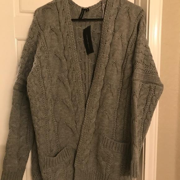 Moon And Madison Sweaters Cardigan Sweater Poshmark