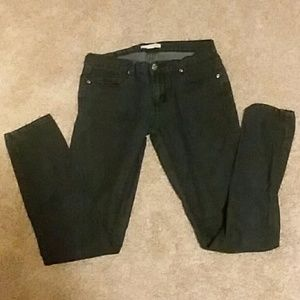 Dark forever 21 skinny jeans