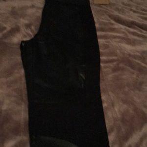 Black Pants Shinny