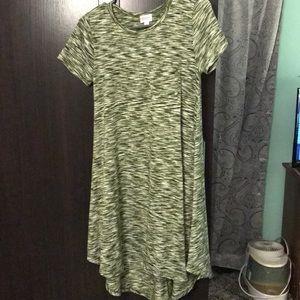 Lularoe Carly Dress Size XXS