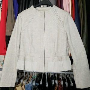 BCBG Maxazria Peplum Jacket