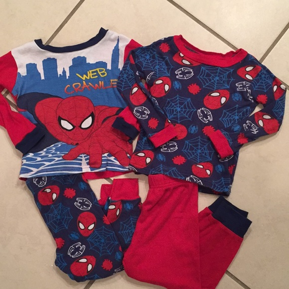 be25bb3a8 Marvel Pajamas