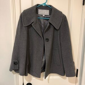 Jessica Simpson Wool Caplet cost