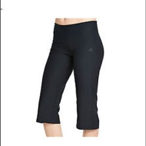 ADIDAS CAPRI CLIMATE COOL WORKOUT PANTS