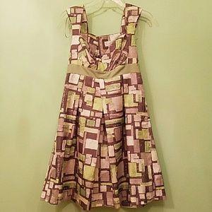 Nwot Jessica simpson green dress 6