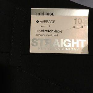 New! Classic black pants