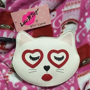 Brand New Betsey Johnson Coin Purse