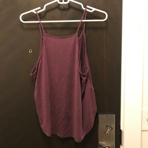 Urban Outfitters Maroon Tank