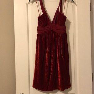 Guess Velvet Cocktail Dress