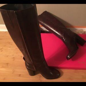 Kate Spade high boots